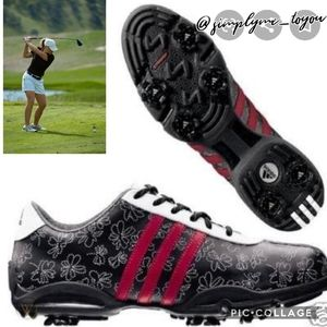 NIB! Adidas Driver Isa Laser Golf Shoes